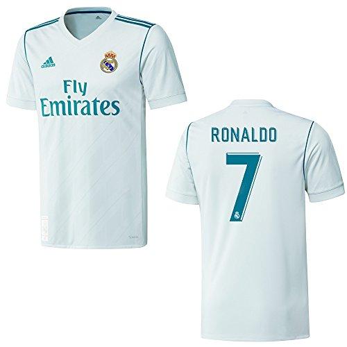 Real Madrid Maillot Home enfants 2018–Ronaldo 7, 13-14 ans