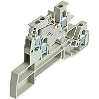 WIELAND Reihenklemme WKI4D-D/V0 grau 0,5-6mm² Hutschiene 35mm