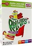 Betty Crocker Fruit Roll-Ups Variety Pack 5 OZ (141g)