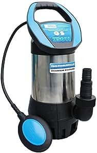 Güde GS7501l / 94603 Pompe immergée pour eaux chargées 750 W
