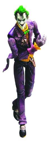 Batman Arkham Asylum Play Arts Kai Joker figura de acción 1