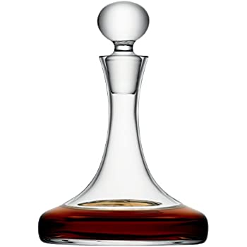 LSA International G152-34-991 Bar Ships Decanter 1L, Transparent