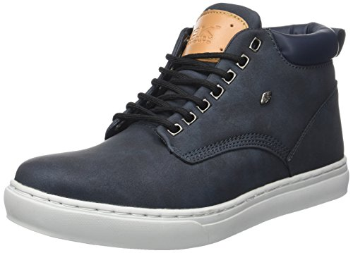British Knights Wood, Mocassins Homme Bleu (Navy)