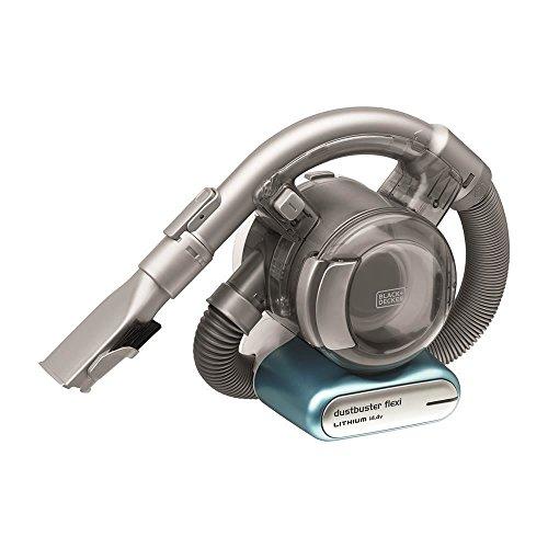 BLACK+DECKER PD1420LP-QW - Aspirador 14.4V Dustbuster, 440 ml, con accesorio para mascotas