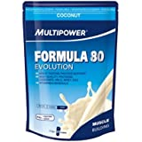 MULTIPOWER MP-97484 Formula 80 Protéines Saveur Coco