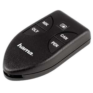 Hama télécommande infrarouge mini 2 pour canon, nikon, olympus, pentax