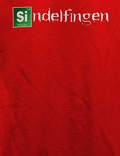 Sindelfingen T-Shirt Rot