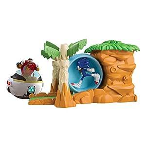 Tomy Sonic Boom - T22132 - Figurine - Lanceur Tomy Sonic Boom/Sonic Boom