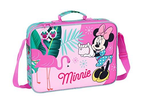 """Minnie Mouse \""""Palms\"""" Oficial Cartera Extraescolares"""