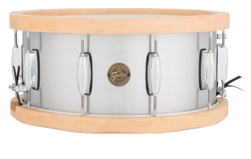 Gretsch Gold Series S1-6514A-WH · Snare Drum