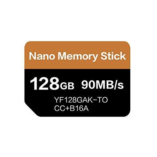 TEEKOO Tarjeta de Memoria de 128 GB