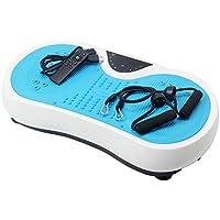 Preisvergleich für Vibration Plate Vibrationsplatte Ganzkörper/Trainingsgerät/Fernbedienung/Bluetooth Musik/usb - anschluss/einstellbare geschwindigkeit(Max Afford 330lbs)
