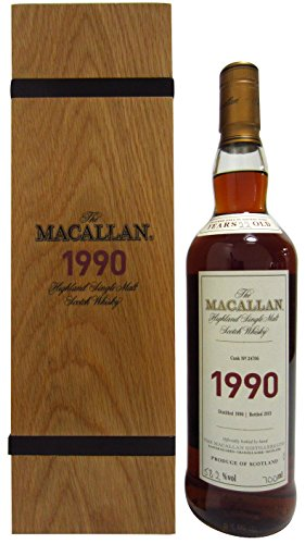 Macallan - Fine & Rare - 1990 22 year old Whisky