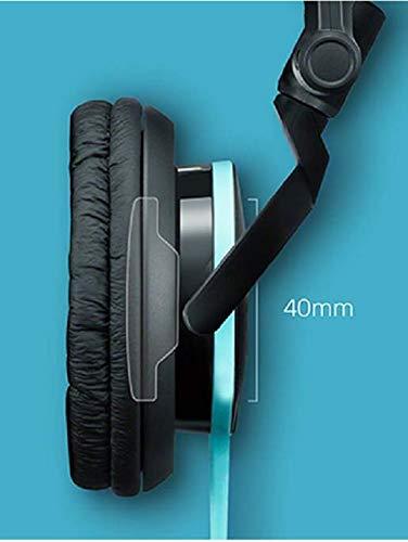 Sony MDRV55/BR DJ Stereo Kopfhörer Rot - 4