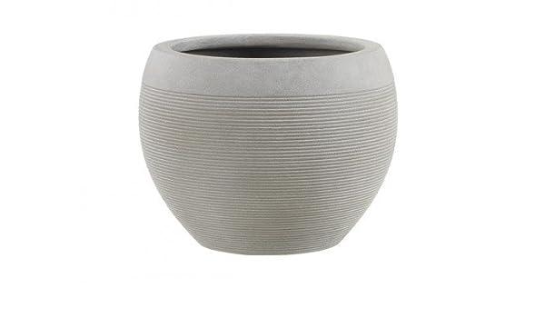 esteras® Blumenkübel Oldham warm concrete 3er Set: Amazon.de: Garten