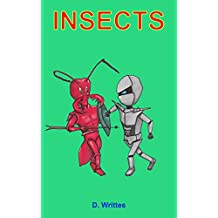 Insects (Insects vs Nanobots, # 1) (English Edition)