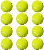 Krozen Light Weight Tennis Ball Pack of 12 Pieces
