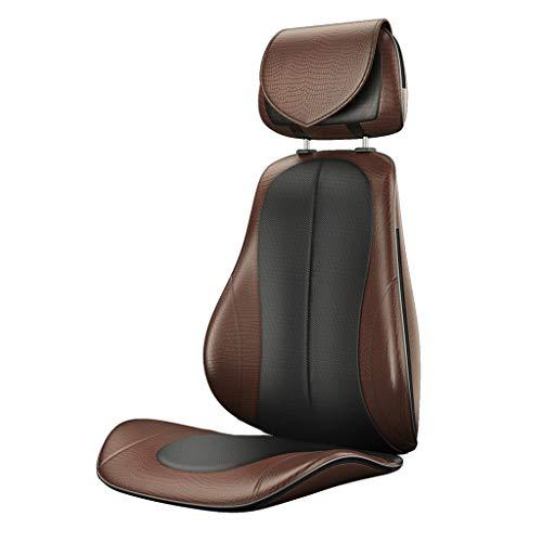 Cuscino per massaggi massaggiatore cervicale sedia per massaggi portatile multifunzionale massager per il corpo cuscino per massaggi e spalle cuscino per massaggi cuscino per massaggi regolabile