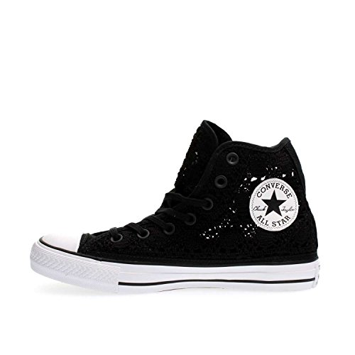 Converse Chuck Taylor Speciality Hi damen, canvas, sneaker high Black/Black
