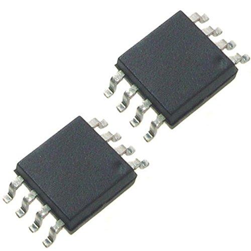 2x lm386m-1SMD Low Voltage Audio Power Amp Verstärker LM386IC Low-voltage-audio