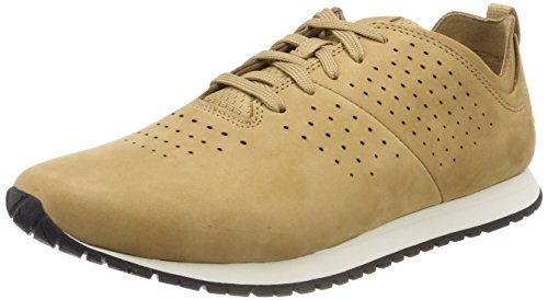 Timberland Retro Runner, Oxfords Homme Marron (Iced Coffee Nubuck K38)