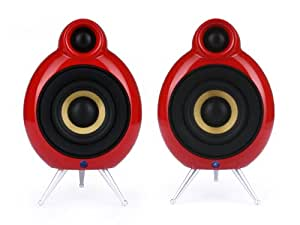 Scandyna Micropod SE Active Speakers Enceintes PC / Stations MP3 RMS 10 W