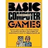Basic Computer Games: Microcomputer Edition - David H. Ahl