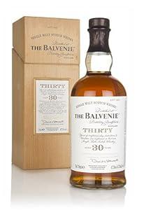 Balvenie 30 Year Old Single Malt Whisky by Balvenie