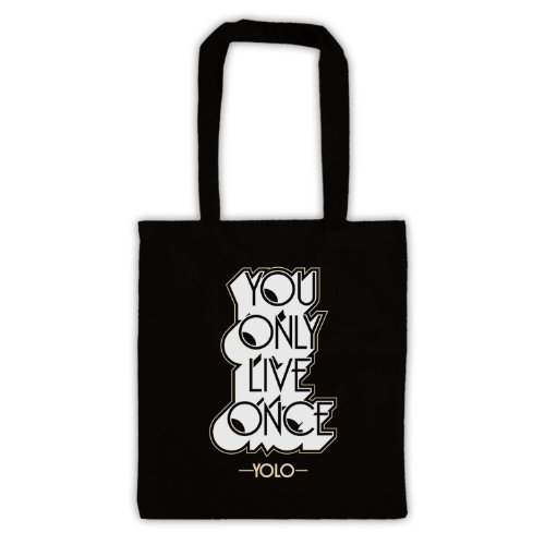 My Icon Art & Clothing , Borsa da spiaggia  Uomo-Donna Nero