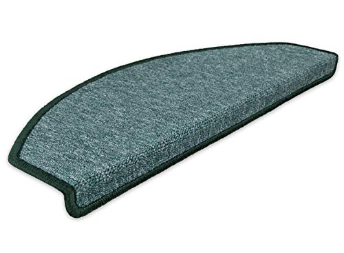 Kettelservice-Metzker® Stufenmatten Rambo 15er SparSet 17 Farben incl. Fleckentferner (Grün)