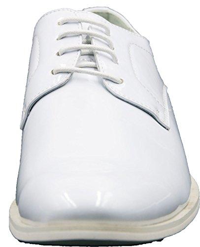 Goor - Derby Uomo Bianco