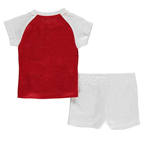 Puma Boys Arsenal Home Baby Kit 2018 2019 Red 2-4 Mnth