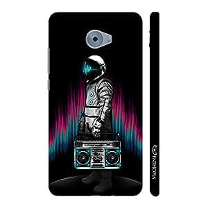 Enthopia Designer Hardshell Case Astronomical Music 2 Back Cover for Xiaomi Mi Note 2