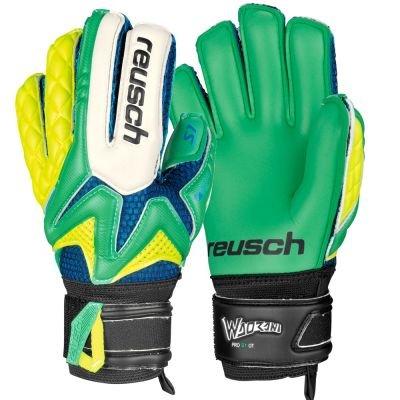 Handschuhe Torwart Junior Reusch Waorani Pro S1Ortho Zaun mit Fingerschutz