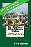 The 7-Step Lease Option Refinance Strategy: How to Profit in Real Estate with Minimal Risk (English Edition)