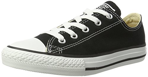 Chuck Star kinder Sneakers Unisex Converse Black All Taylor tdwUXxHqa