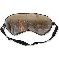 Bagan Temples Myanmar Maulbeerseide Augenmaske mit verstellbarem Riemen preisvergleich bei billige-tabletten.eu
