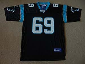 Carolina Panthers NFL de football américain Jersey–Brut pour homme # 69–Grand–t.n.-o.