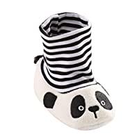 For 0-18Months Girls Boys,Clode® Lovely Toddler Baby Boy Girl Soft Sole Cartoon Panda Style Stripe Snow Boots Soft Crib Shoes Boots