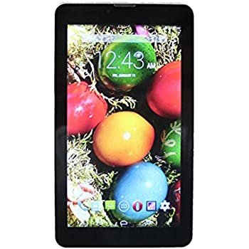 Sansui ST71+ Tablet (7 inch, 4GB, Wi-Fi+ 3G+ Voice Calling), Black & White