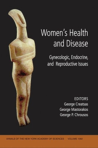 [(Women's Health and Disease : Gynecologic, Endocrine and Reproductive Issues)] [Edited by George Creatsas ] published on (May, 2007)