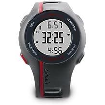 Garmin GPS Laufuhr Forerunner 110 HR - GPS Trainingscomputer inkl. Brustgurt