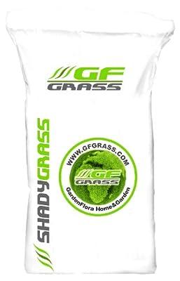Rasensamen Schattenrasen GF Shady Grass 5 kg Grassamen Rasensaat von GF auf Du und dein Garten