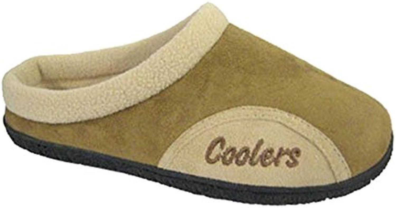 Coolers Para Hombre Clog microsuede Slipper Mules