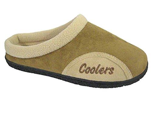 Coolers Zoccoli in Microsuede, muli Beige
