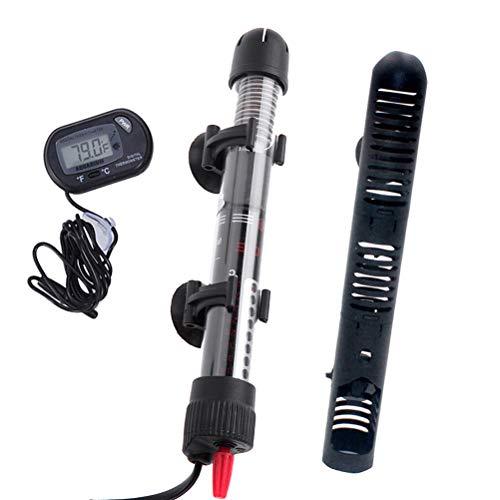POPETPOP Riscaldatore per Acquario sommergibile da 100 W con termometro Digitale LED...