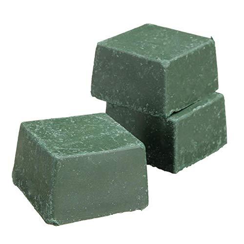 3 Stück 30 x 30 x 20 mm Leder Streichriemen Schleifmittel Schleifmittel COD