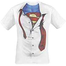 Superman Camiseta Blanco