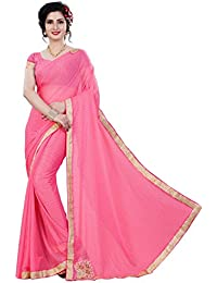 Sarees (Women's Clothing Saree For Women Latest Design Wear New Collection In Latest With Designer Blouse Free...