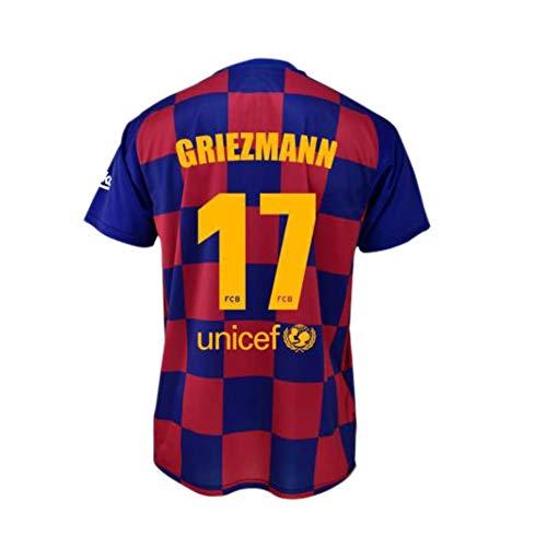Camiseta 1ª equipación FC. Barcelona 2019-20 - Replica